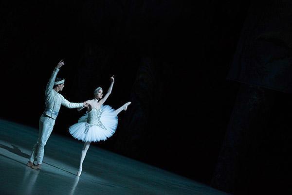 『ラ・バヤデール』photos Little Shao/ Opéra national de Paris