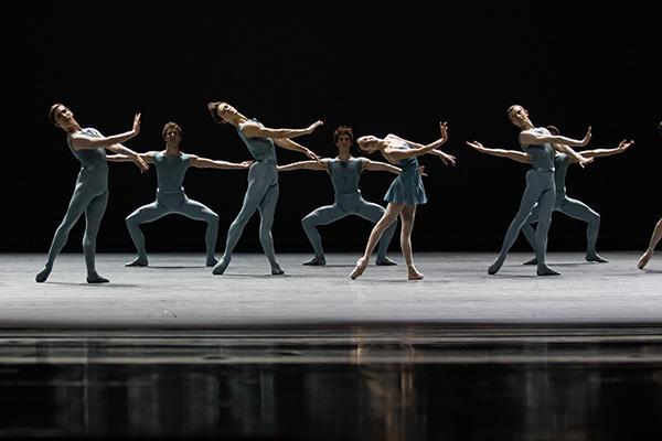 「Blake Works I 」(C) Opéra national de Paris/ Ann Ray