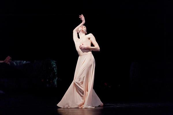 『オルフェとユリディス』Photo Agathe Poupeney / Opéra national de Paris