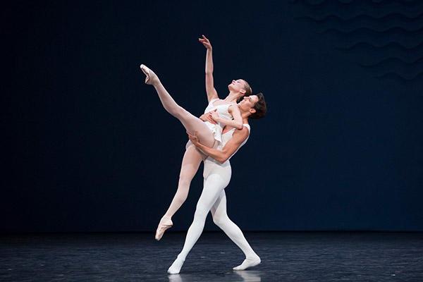 『アン・ソル』(C) Opéra national de Paris / Laurent Philippe