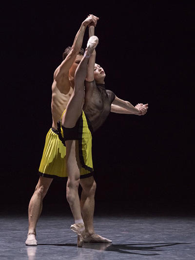 『ヘルマン・シュメルマン』 photo Ann Ray/ Opéra national de Paris
