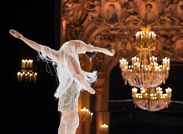 『ルネッサンス』(C) Opéra national de Paris/ Julien Benhamou