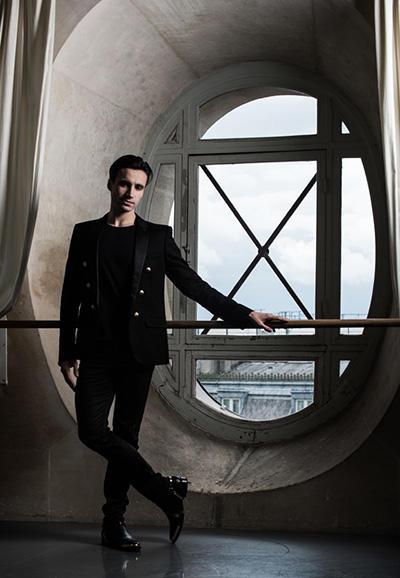 photo Julien Benhamou/  Opéra national de Paris
