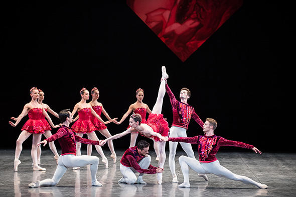 オニール八菜 (C) Opéra national de Paris/ Julien Benhamou