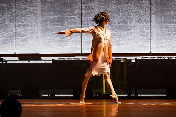 『ドラミング・ライヴ』photo Agathe Poupeney/Opéra National de Paris