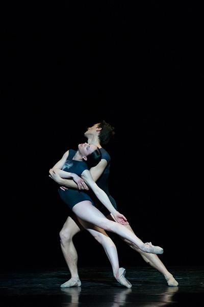 『ジェニュス』Photos Benoite Fanton/ Opéra national de Paris