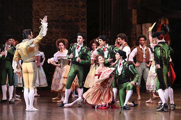 オニール 八菜 (C) Opéra national de Paris/ Svetlana Loboff