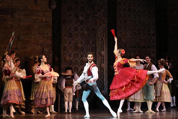 マチアス・エイマン (C) Opéra national de Paris/ Svetlana Loboff