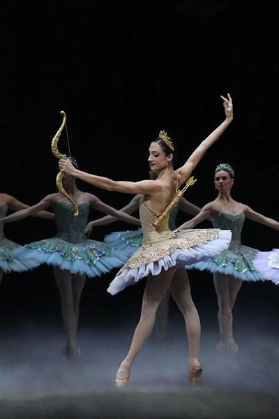 ドロテ・ジルベール (C) Opéra national de Paris/ Svetlana Loboff