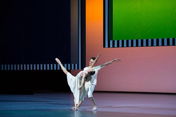 パリ・オペラ座バレエ団『ダフニスとクロエ』 (C) Opéra national de Paris/ Laurent Philippe