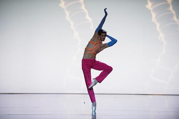 Vincent Chaillet   Sous Apparence   Photo Julien Benhamou / Opéra national de Paris