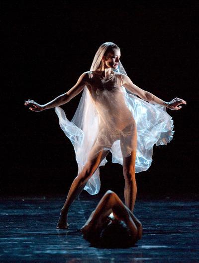 『シッダールタ』 オレリー・デュポン (C)Anne Deniau/Opéra national de Paris