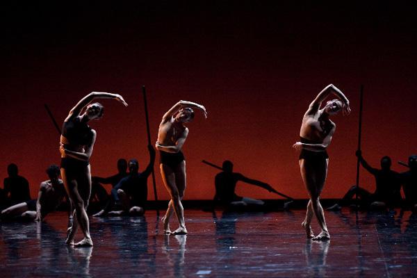 『シッダールタ』 (C)Anne Deniau/Opéra national de Paris