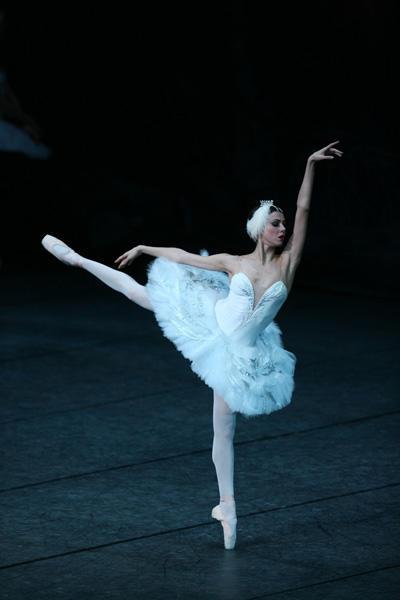レニングラード国立バレエ団 『白鳥の湖』イリーナ・ペレン