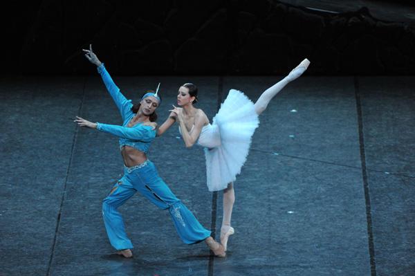 レニングラード国立バレエ団 『バヤデルカ』