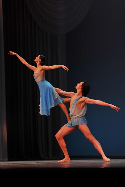 レニングラード国立バレエ団 スペシャル・ガラ『春の水』 ペレン、マラト・シェミウノフ