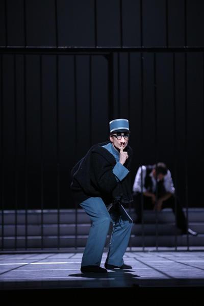 ウィーン国立バレエ団『こうもり』マニュエル・ルグリ photo:Kiyonori Hasegawa