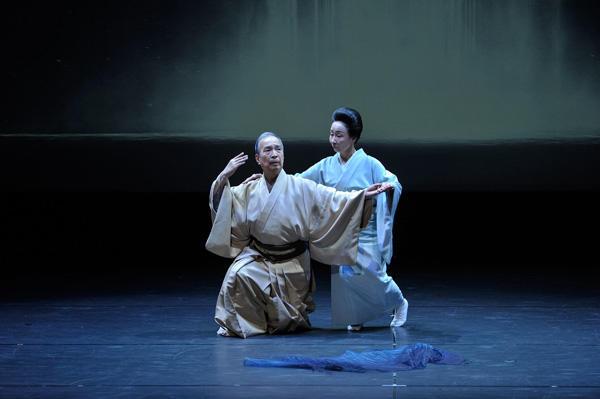「日本舞踊×オーケストラ-伝統の競演-」 『牧神の午後』(c)青柳聡 写真提供:東京文化会館