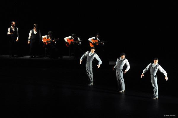 「ホタ〜スペインのオペラ『ラ・ドローレス』より」 Photo/YUKI OMORI