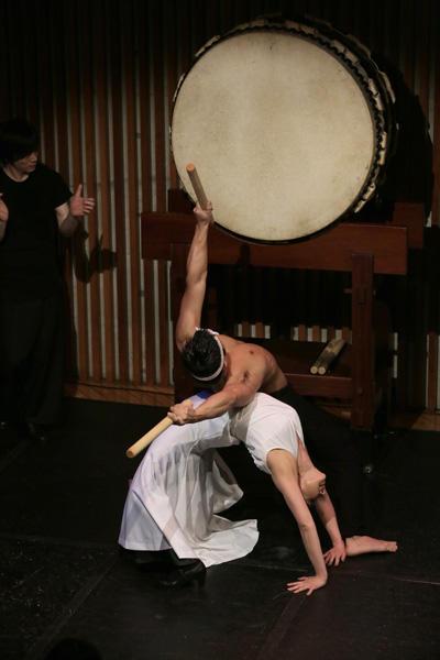 鼓童×FLAMENCO Photo: Hiroyuki Kawashima