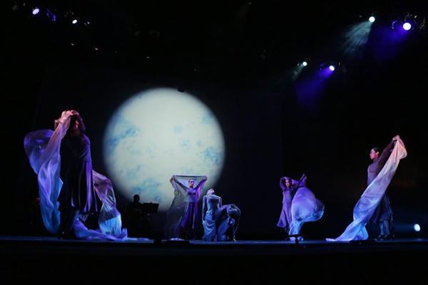 石井智子スペイン舞踊団「夜の図式」