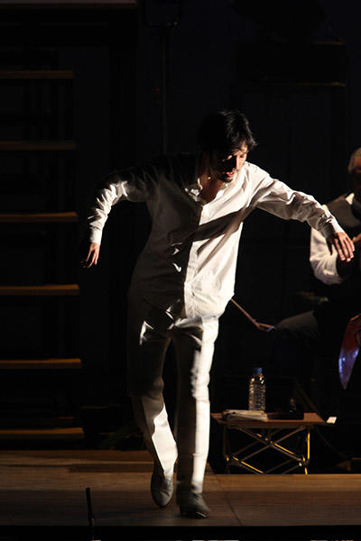 DANCE TO THE ONE A Tap Dancer's Journey 写真:宮川舞子