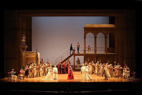 東京バレエ団「ロミオとジュリエット」Photo:Kiyonori Hasegawa