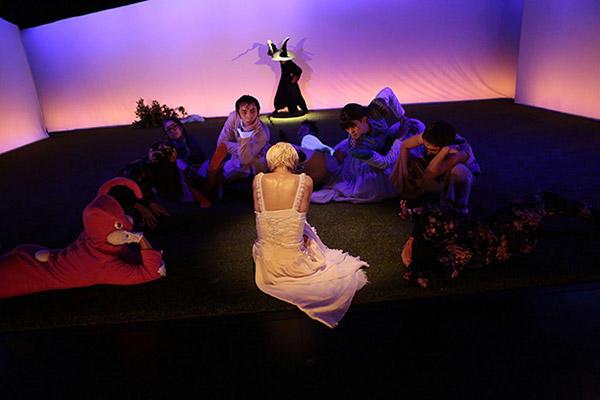Noism1 近代童話劇シリーズvol.1『箱入り娘』 撮影:篠山紀信