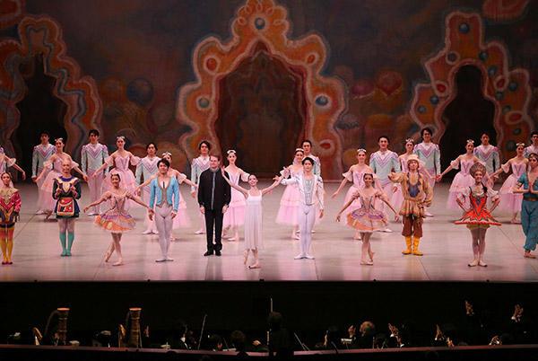 東京バレエ団「くるみ割り人形」Photo/Kiyonori Hasegawa