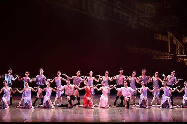 吉田都×堀内元 Ballet for the Future『La Vie』 撮影/瀬戸秀美