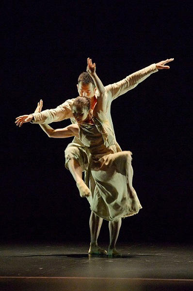 『Hybrid- Rhythm & Dance』撮影:鹿摩隆司