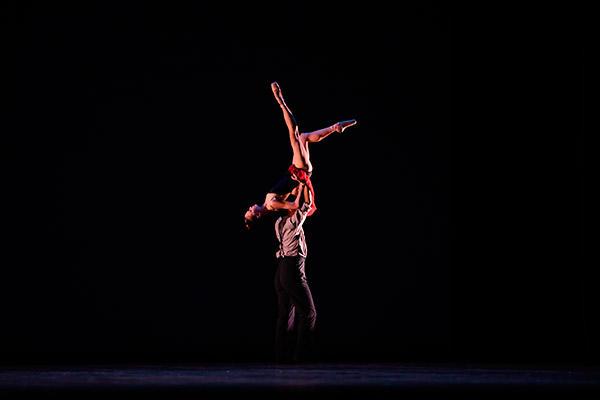 吉田都×堀内元 Ballet for the Future 2016 『Bloom』 撮影:瀬戸秀美