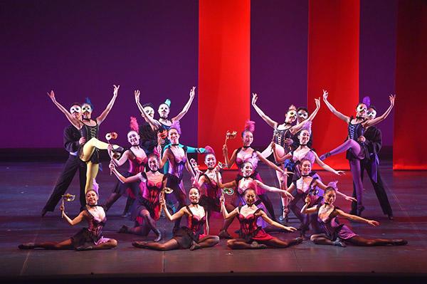「Ballet クレアシオン」バレエ協会『ホフマンの恋』 撮影/根本浩太郎スタッフ・テス