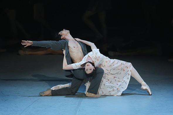 ハンブルク・バレエ団〈ジョン・ノイマイヤーの世界〉Photo Kiyonori Hasegawa