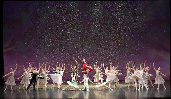 「Ballet Rose in Love Stories〜バラで綴るバレエの恋の物語」撮影:瀬戸秀美(すべて)