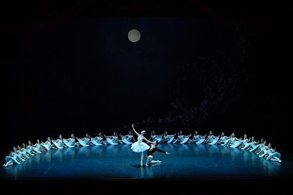 東京バレエ団「ラ・バヤデール」から