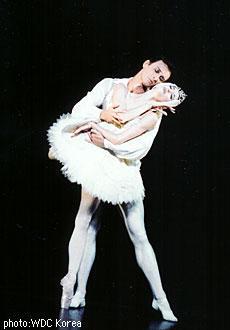 『白鳥の湖』ラカッラ&ピエール