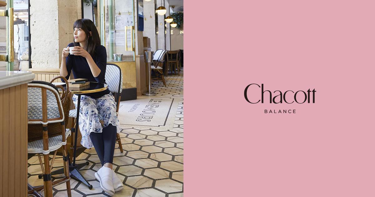 NEW フィットネスウェアライン『Chacott BALANCE』4月の新作