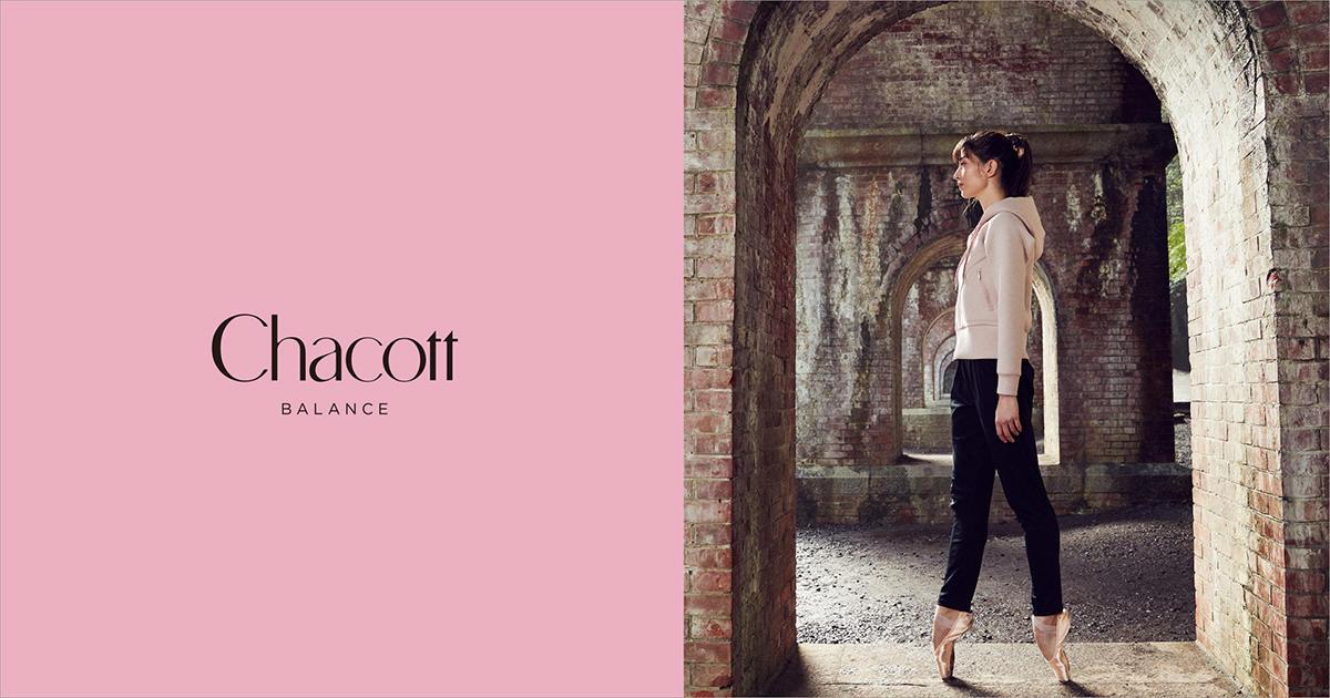 バレエから生まれたフィットネスウェア「チャコット・バランス」Autumn Collection