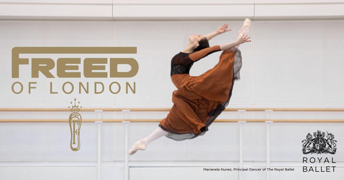 \限定店舗+オンラインショップ限定で特別展開/『FREED OF LONDON』