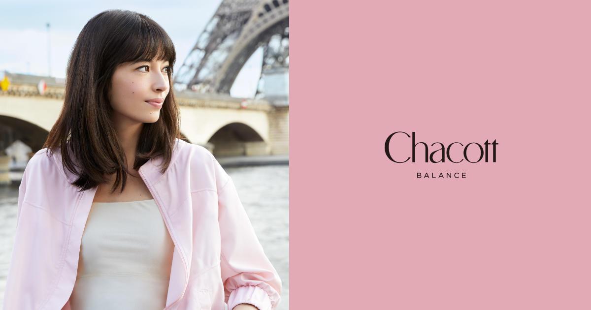 NEW フィットネスウェアライン『Chacott BALANCE』3月8日(金)デビュー!