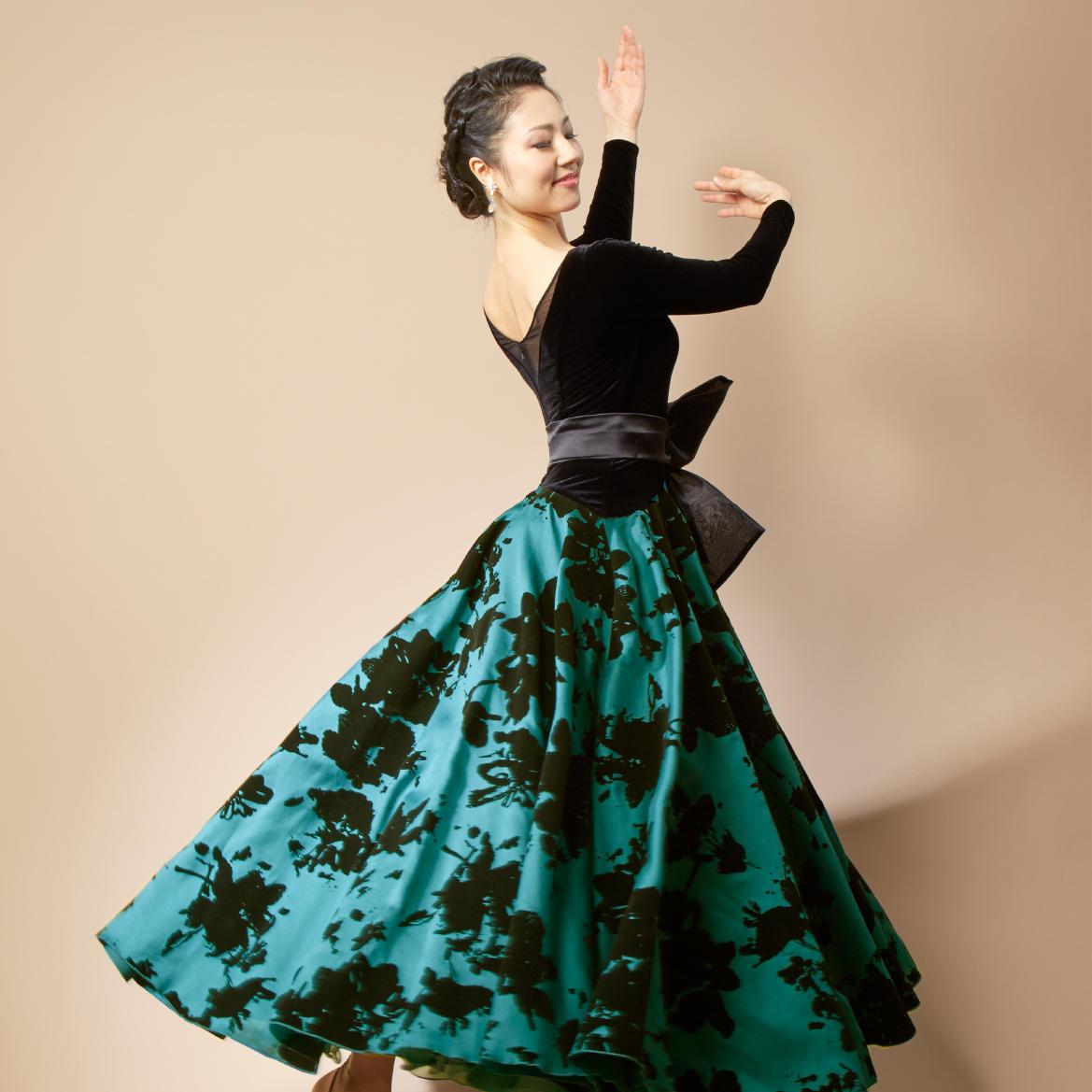 ボールルーム(社交)ダンス ワンピースコレクション