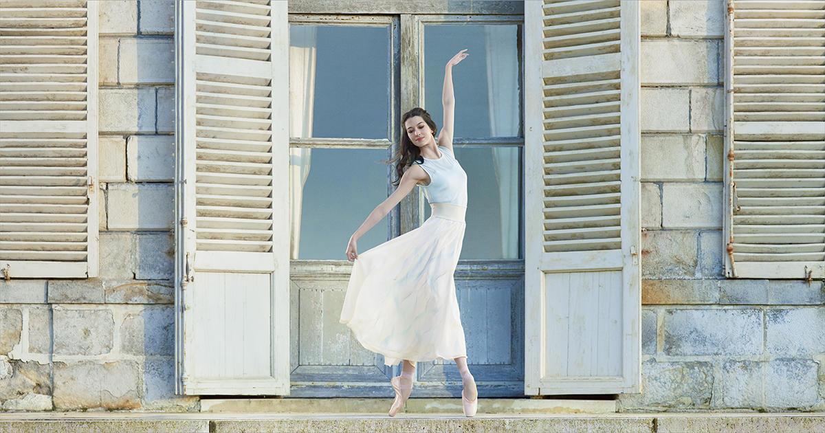 バレエから生まれたフィットネスウェア「チャコット・バランス」Spring Collection