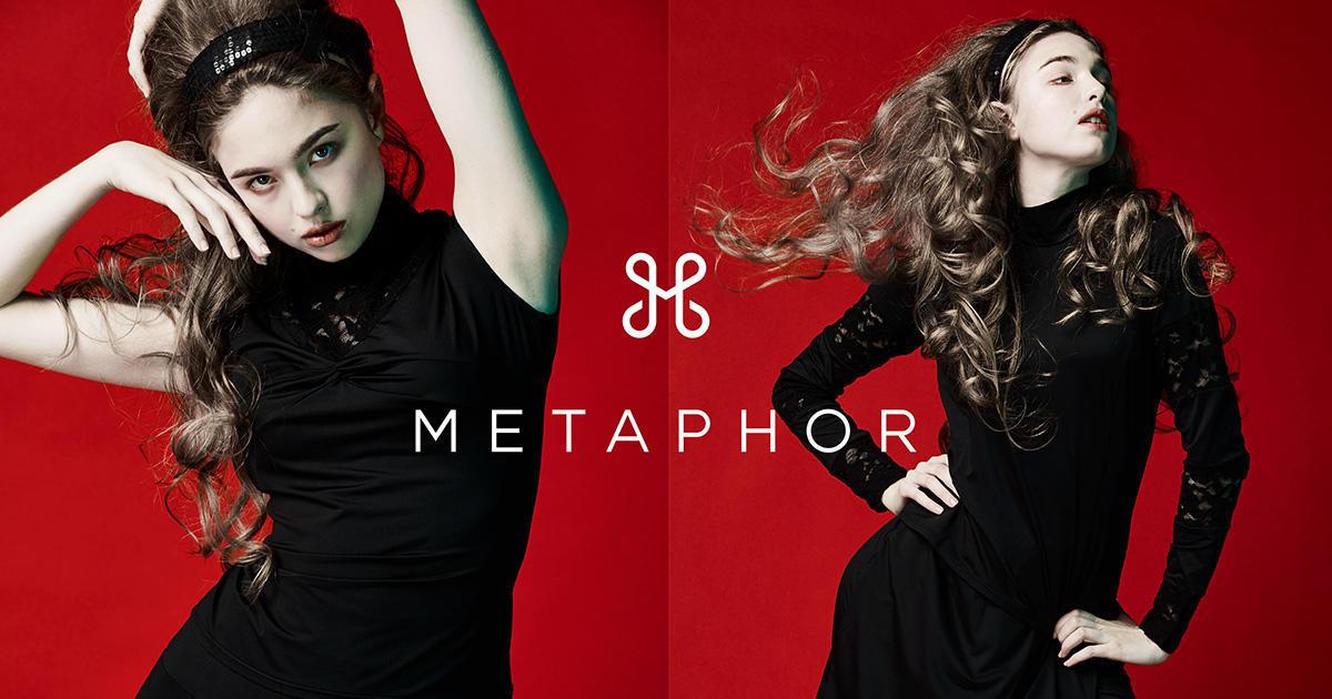 ニューテイストボールルーム(社交)ダンスレッスンウェア『METAPHOR(メタファ)』